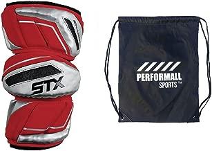 STX Shadow Lacrosse Arm Pads Bundle