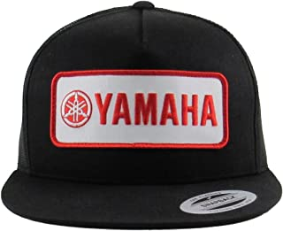 Mayhem Industries Yamaha Flex FIT Trucker Patch HAT Black