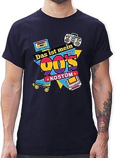 Karneval & Fasching - Das ist Mein 90er Jahre Kostüm - Herren T-Shirt und Männer Tshirt