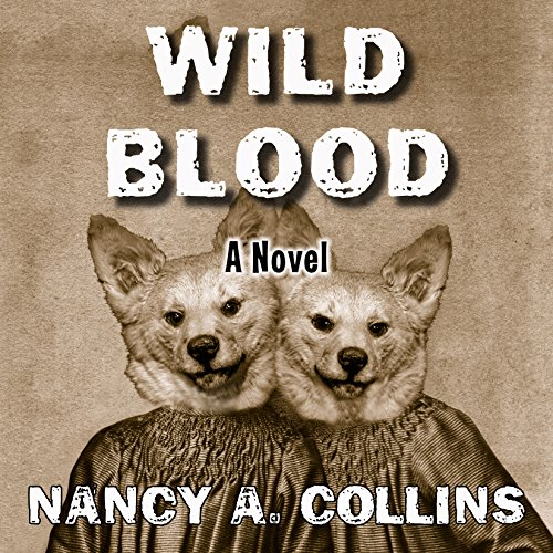 Wild Blood audiobook cover art