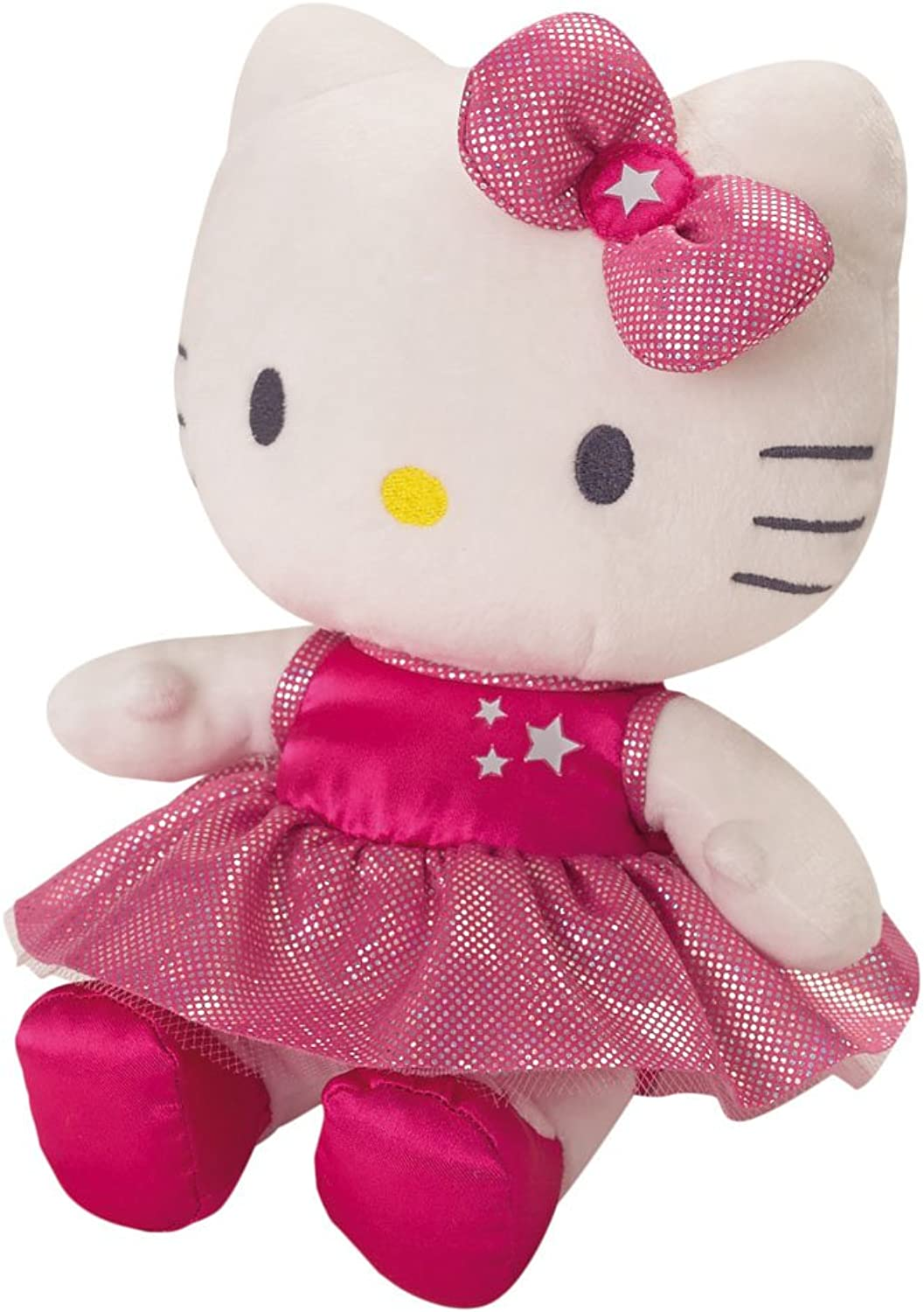 HELLO KITTY - Plush Dancer - Soft Toy by bluee Nose Friends