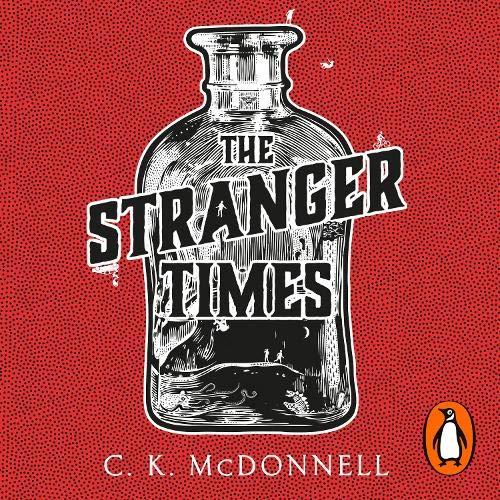 The Stranger Times cover art