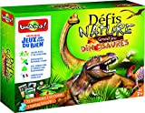 Bioviva- Défis Nature Grand Jeu Dinosaures, 201056, Multicolor