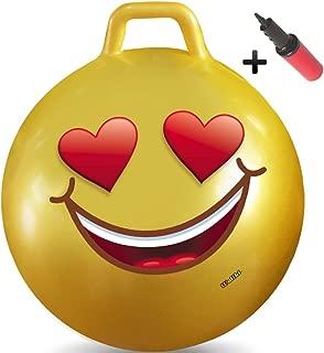 "WALIKI Hopper Ball for Kids 7-9 | Hippity Hop | Jumping Hopping Ball | Bouncy Ball with Handles | 20"""