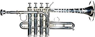 Bb Piccolo Trumpet RED NICKLE SHREYAS PiTr-72