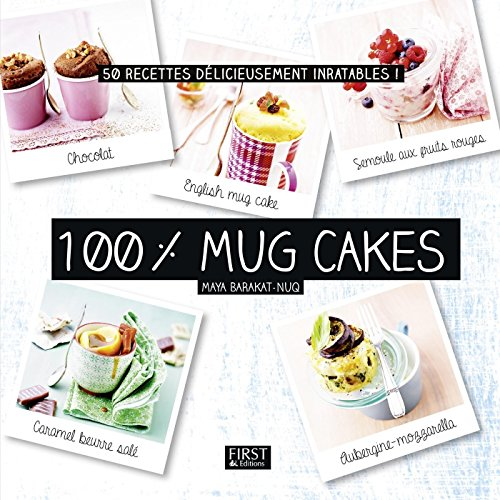 100% Mug cakes (Hors collection) (French Edition)