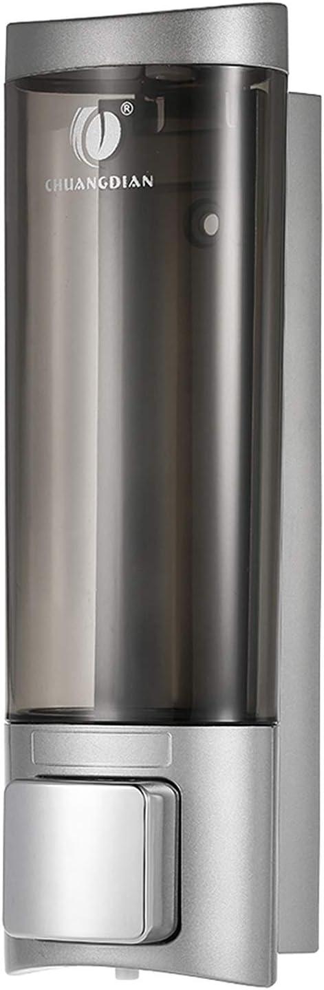 Anself - Dispensador de jabón líquido manual Chuangdian de 200ml - Dispensador de jabón líquido para pared
