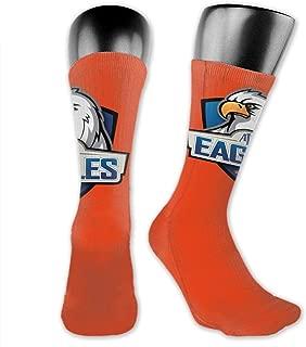 Eagle Socks Men Funny Cartoon Socks Design Novelty Socks Mid Calf