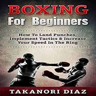 Boxing for Beginners cover art