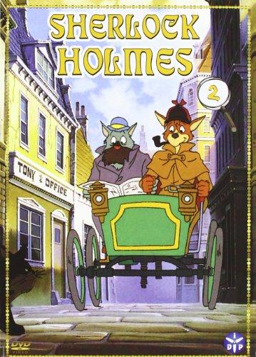 Sherlock Holmes-Partie 2-Coffret 4 DVD-VF