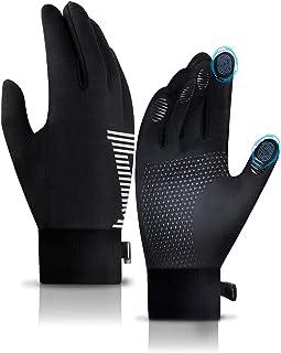 دستکش زمستانی FaAmour دستکش صفحه لمسی برای آب و هوای سرد دستکش مردانه زن برای دوچرخه سواری دویدن کار رانندگی پیاده روی ماهیگیری