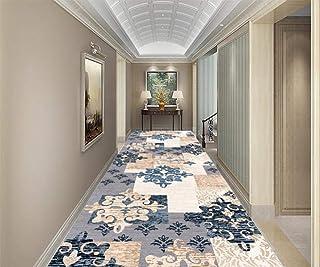 家具の装飾リビングルームの敷物マットカーペットランナー階段用廊下パッチワークパターンキッチンの寝室の床などに最適複数の長さ1.4X4M