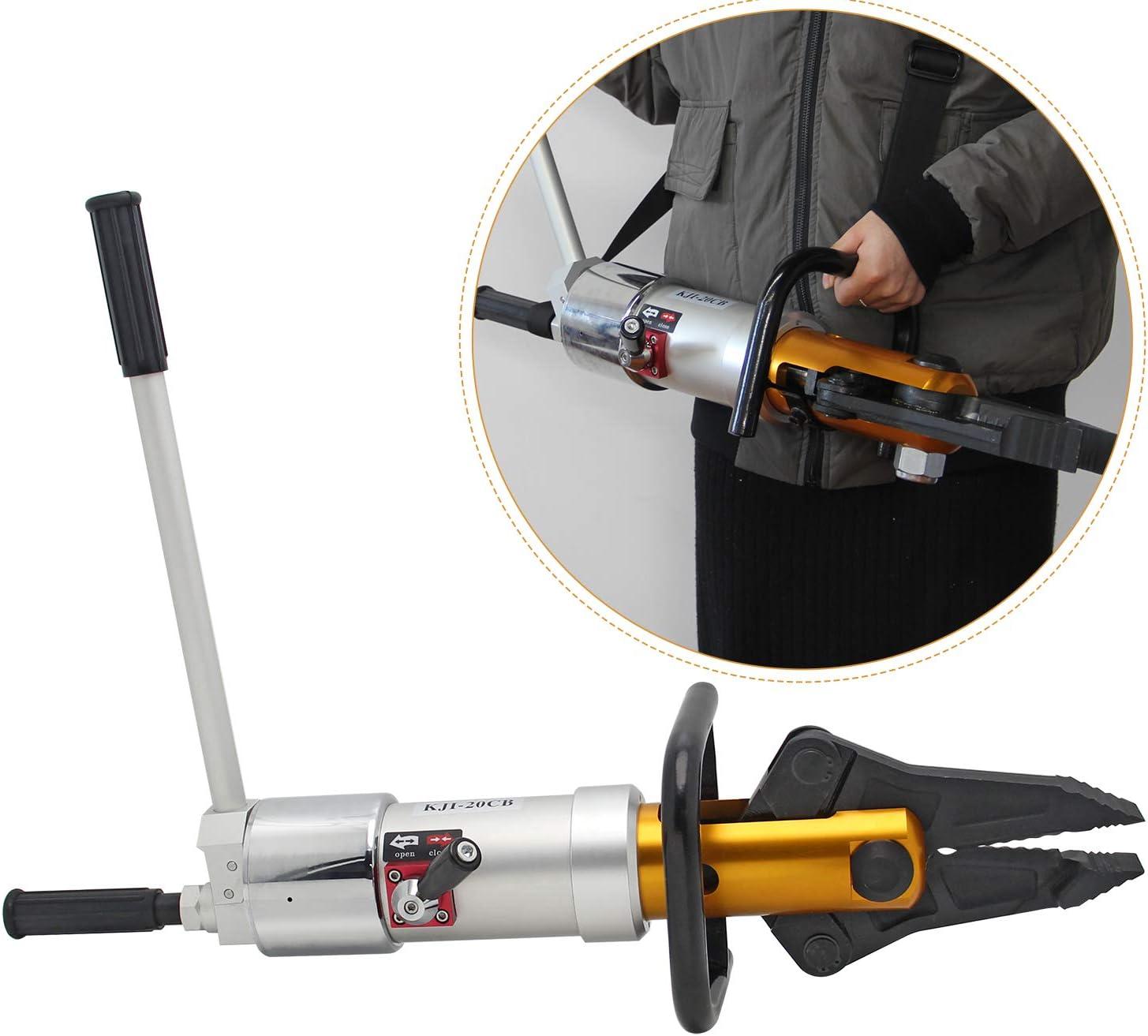 Bonvoisin Multi-functional Hydraulic Flange Spreader/Cutter/Clam