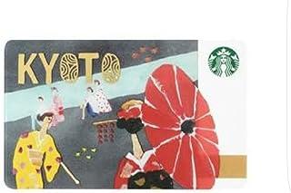 STARBUCKS スターバックス カード シティ 京都 新デザイン 1000円チャージ スタバ 限定