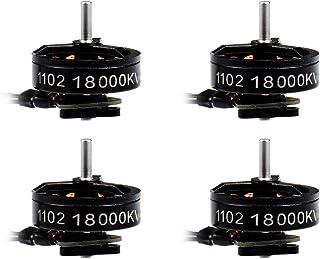 BETAFPV 4pcs 1102 18000KV Brushless Motor 1S FPV Motor for 1S Brushless Micro Whoop Drone Like Meteor75 1S Brushless BT2.0 Micro Drone