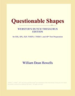 Questionable Shapes (Webster's Dutch Thesaurus Edition)