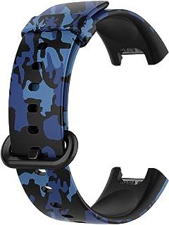 GDZTBS Bracelets de montre intelligente remplacement compatibles pour xiaomi mi Watch Lite / Redmi Watch Lite Table de mon...