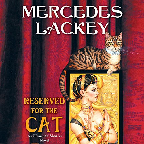 Reserved for the Cat cover art