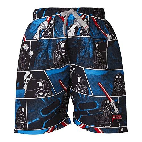 Lego Wear Jungen Lego Star Wars Pax 454-Badeshorts Badeshorts, Blau (Blue 546), 128