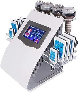 DDDXF Machine Beaute D Instrument Multipolaire RF  Corps Amincissant Peau Serrant Masseur pour Reduction Graisse Cellulites Raffermissant Peau