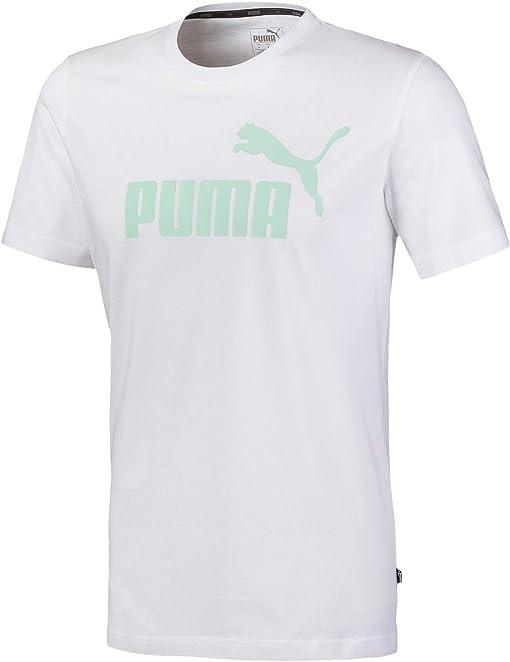 Puma White/Mist Green