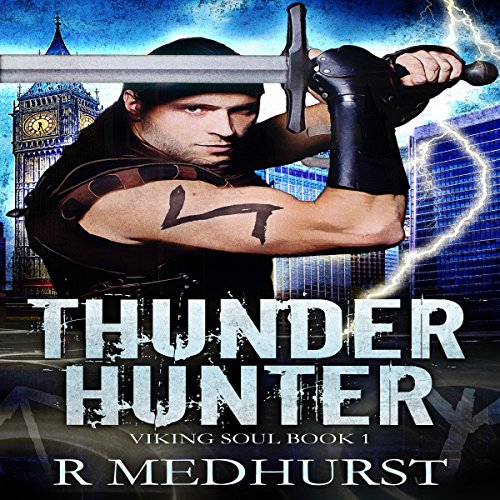 Thunder Hunter cover art