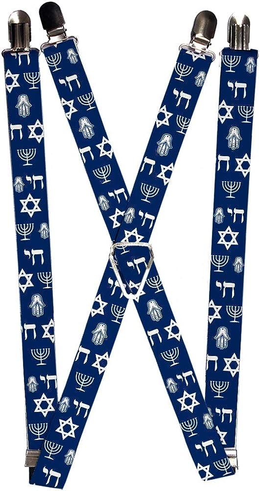 Buckle-Down Buckle-Down Suspender - Jewish Accessory, Jewish