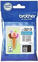 Brother LC3213C Cyan - 400 Pages DCPJ772DW / DCPJ774DW, LC3213C (DCPJ772DW / DCPJ774DW)