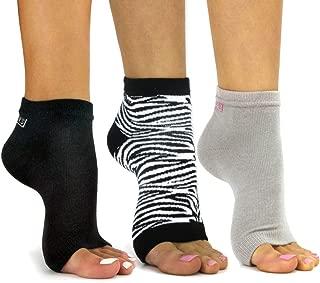Best open toe flip flop socks Reviews