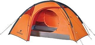 Ferrino unisex – vuxna trivor tält, orange, 2 personer