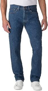 Signature by Levi Strauss & Co. Men's Big & Tall Premium Comfort Carpenter Jeans (Light Wash)