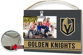 KH Sports Fan Clip It Colored Logo Photo Frame Las Vegas Golden Knights
