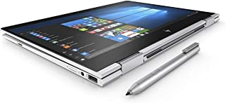Hp Spectre 13 x360 2 IN 1 (Intel Core i5, 7th Generation, 8 GB Ram, 256 GB SSD M.2, Full HD Display, 13.3 Inches Screen Size, Touch, Backlit Keyboard, Keyboard Language English) Windows 10m Silver