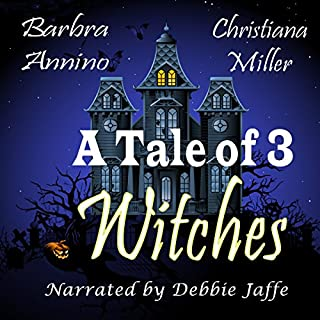 A Tale of 3 Witches audiobook cover art