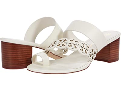 Tory Burch Tiny Miller 55 mm Toe Ring Heeled Sandal