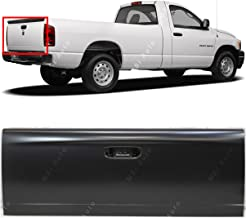 MBI AUTO - Painted to Match, Steel Rear Tailgate Shell for 2002-2008 1500 and 2003-2009 2500 3500 Dodge Ram Truck, CH1900121
