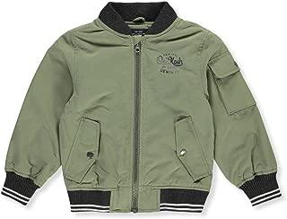 Little Boys' Olive Green Flight Jacket