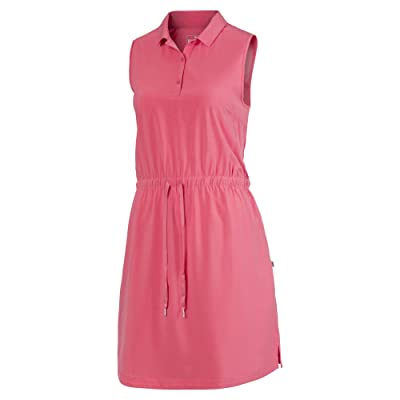 PUMA Golf Sleeveless Dress (Rapture Rose) Women