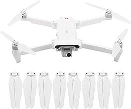 iEago RC 4 Paar Schnellspanner Faltbare Propeller Requisiten Klinge 4 Achs Flugzeugklinge für Xiaomi FIMI X8 SE RC Quadcop...