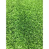 Nortene Rollo Césped Artificial Terraza 7mm 2x25m
