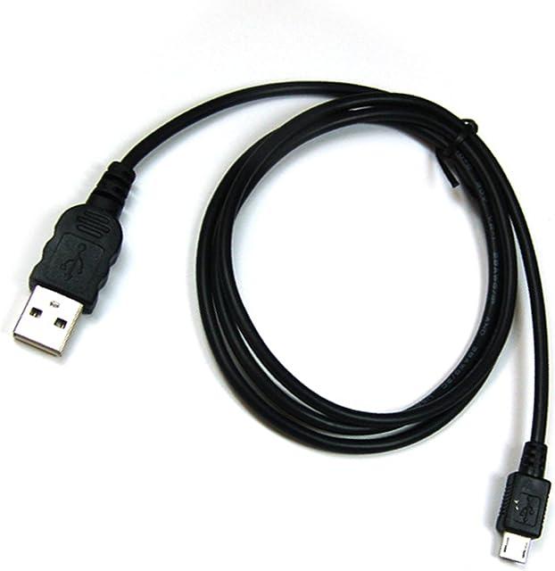Cable de carga cable de datos cable USB para Nikon Coolpix A900 B700 S33 S5300 S9600 S9700 S9900 S810C S6800 S7000 AW120 AW130 P340 P600 P610 P900–UC de E21