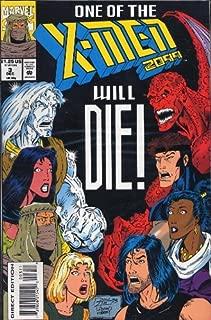 X-Men 2099 : One of Them Will Die : Volume 1 Number 3 December 1993