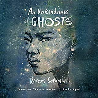 An Unkindness of Ghosts audiobook cover art