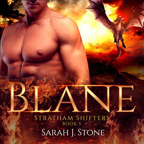 Blane audiobook cover art