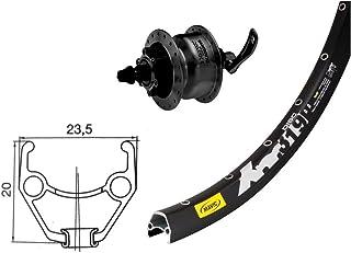 Bike-Parts 26´´ Vorderrad Mavic XM 319 Disc + Nabendynamo DH-3D32 6-Loch (QR)