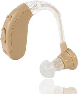 Amplificador auditivo digital para detrás del oído