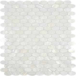 Best mother of pearl and marble tile Reviews
