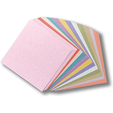 和紙おりがみ 日本の色 12色 15cm角 60枚