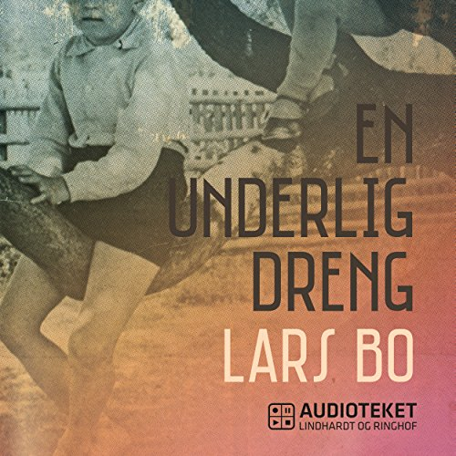 En underlig dreng audiobook cover art