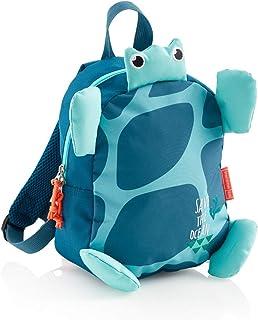 Miquelrius 19676 Mini Mochila Rpet Tortuga Save The Ocean, Azul